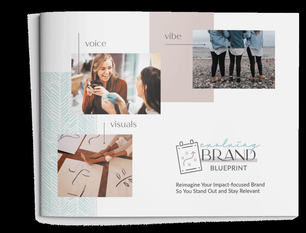 evolving brand blueprint