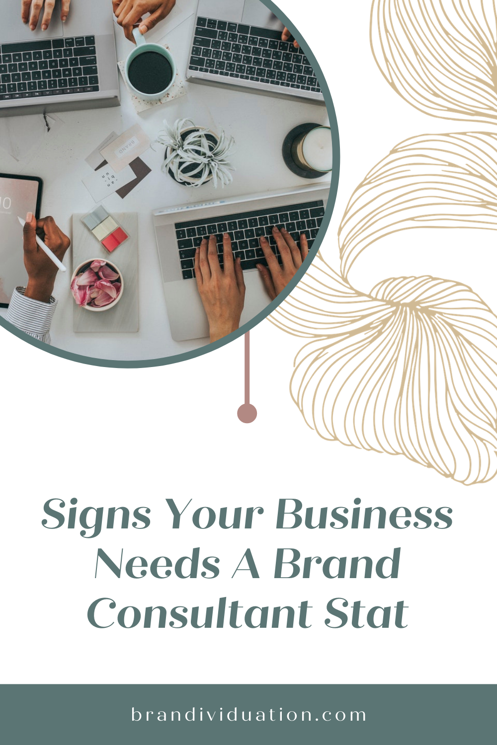 Signs Your Business Needs A Brand Consultant Stat